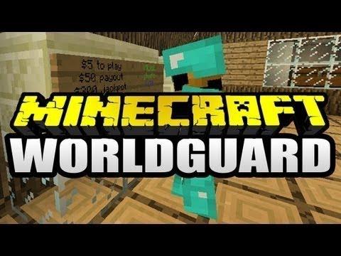 скачать плагин worldguard для майнкрафт 1.7.10 #11