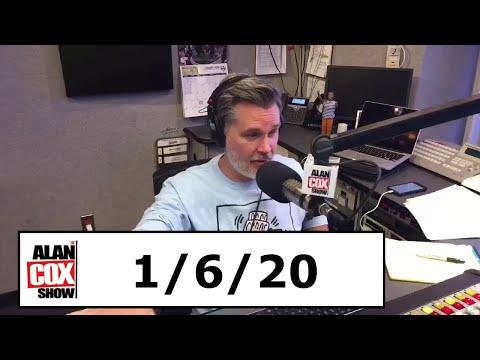 The Alan Cox Show - The Alan Cox Show (1/6/20)