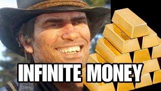 Infinite Money GLITCH Red Dead Redemption 2