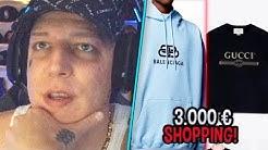 3.000 € LUXUS Shopping Stream 😎 + Reaktion auf Trymacs' NEUE UHR! 😱 MontanaBlack Highlights