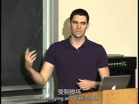 斯坦福大学公开课《Iphone应用开发教程》27 LinkedIn介绍 高清