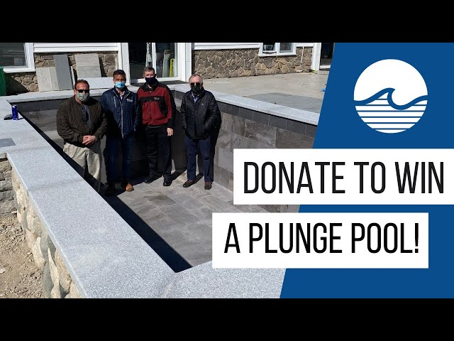 Donate to Win a Plunge Pool!