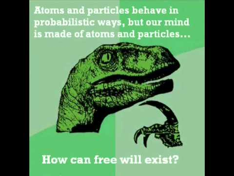Free Will does not exist