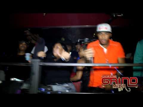 Kid Kush invade Scores Sport Bar in Atlanta, GA.