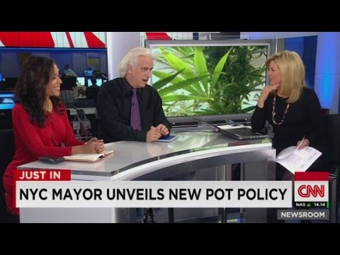 New York City to change its policy on small amounts of pot