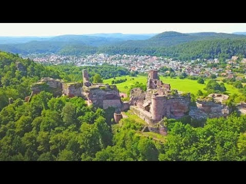 Unterwegs im Dahner Felsenland | Fahr mal hin | SWR Fernsehen