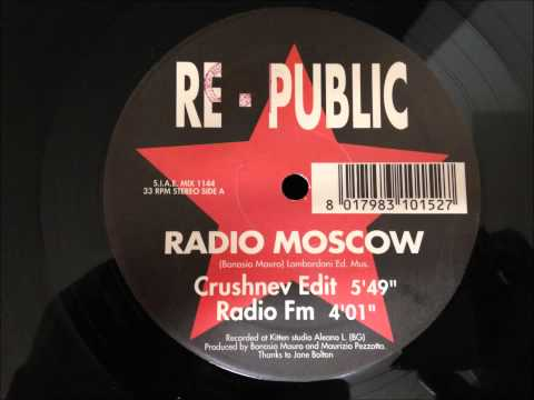 Re-Public - Radio Moscow