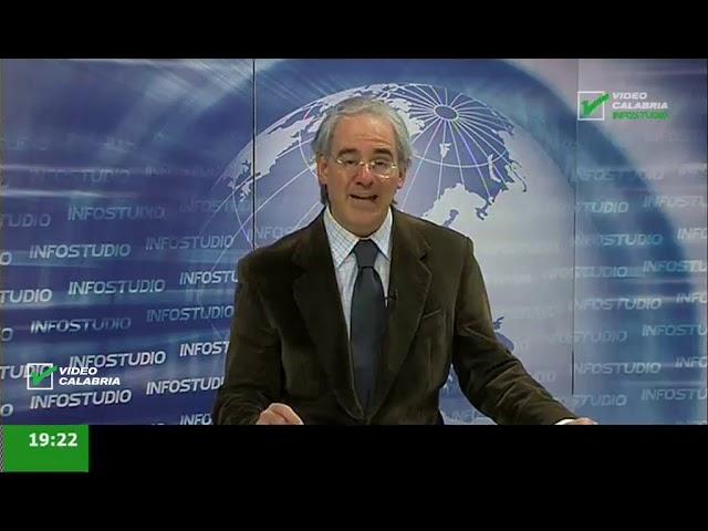 InfoStudio il telegiornale della Calabria notizie e approfondimenti - 26 Marzo 2020 ore 19.15