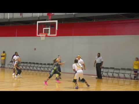 2017 05 14 Big House 5th Grade Lady OFS vs Tampa Aces 1st Half
