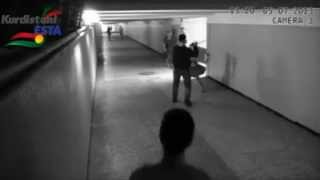 MUST SEE - GIRL KNOCKS OUT a guy who robbed her!