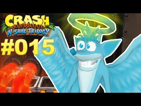 TÖDLICHE HITZE  🐲 Let's Play Crash Bandicoot N.Sane Trilogy #015 [Deutsch]
