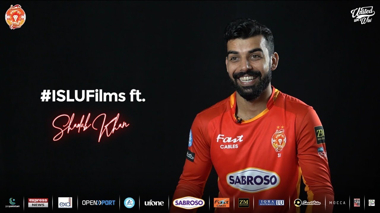 Shadab Khan Ki Kahaani Unki Apni Zubani