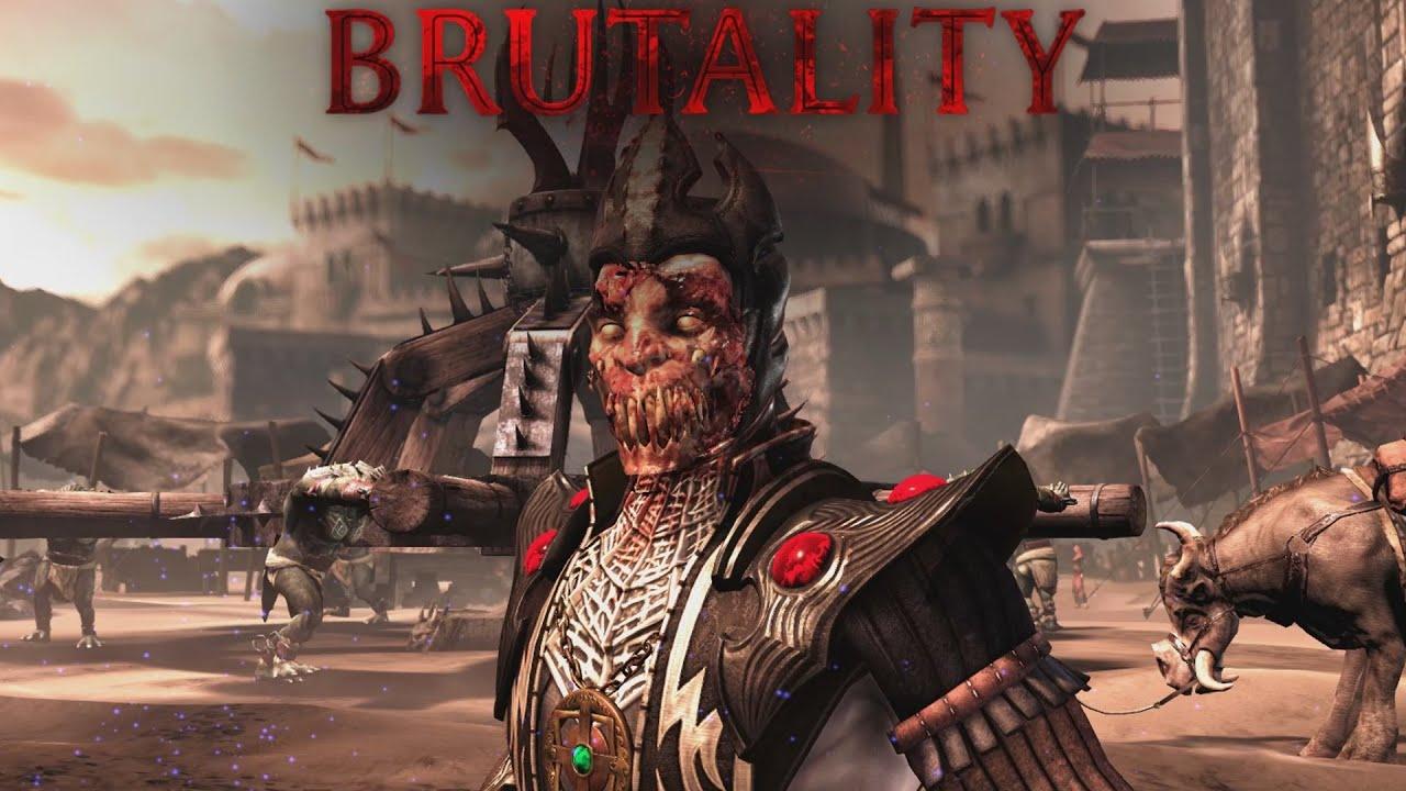 Mortal Kombat X - Shinnok