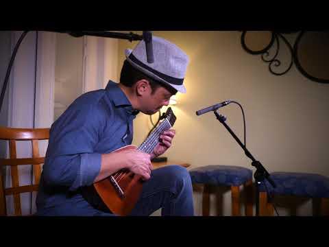 "Daniel Ho ""Maui Dawn"" On Pepe Romero Jr. Tiny Tenor Guilele"