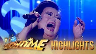 Dulce opens It's Showtime with a world-class song number    It's Showtime
