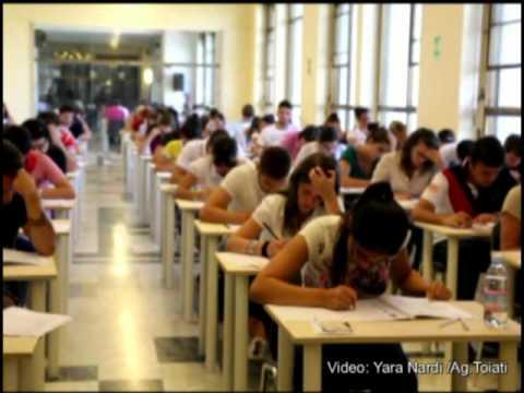 Test di ammissione alla facoltà di medicina della Cattolica
