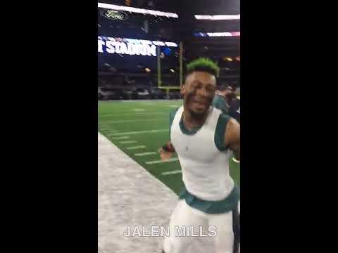 SpudCam: Philadelphia Eagles vs. Dallas Cowboys