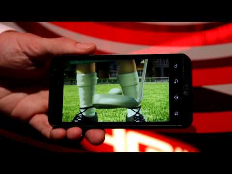 CES 2011: Hands-on with LG Revolution at the VZW 4G LTE event