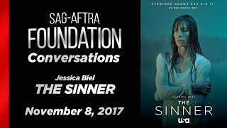 Conversations with Jessica Biel of THE SINNER
