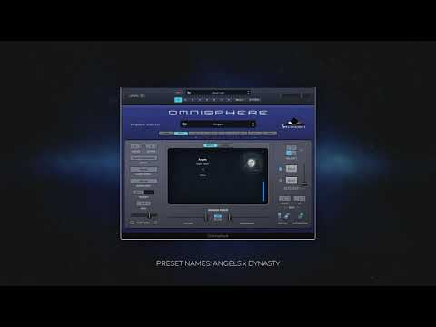 Angelicvibes Moonlight Omnisphere Bank | Go AudiO - Jay