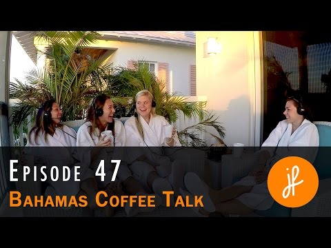 Coffee Talk with Katrin, Jen, and Kelley at the Reebok Athlete Summit - PH47
