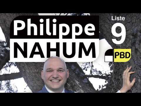 Philippe Nahum - Candidat PBD FR