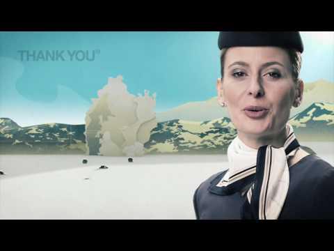 ICELANDAIR (THANK YOU)
