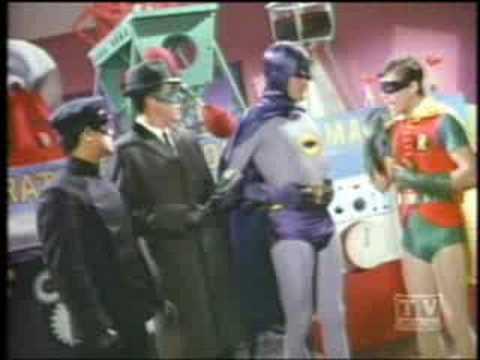 Batman VS Green Hornet with Bruce Lee