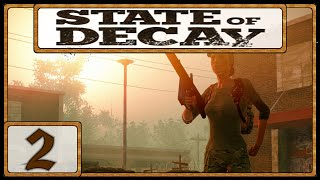 State of Decay Lifeline # 2 - Totale Brightness [Lets Play][German][HD]
