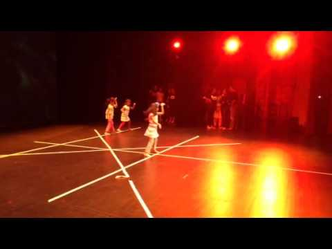 Aanya's Dance Performance Rehearsal -2013