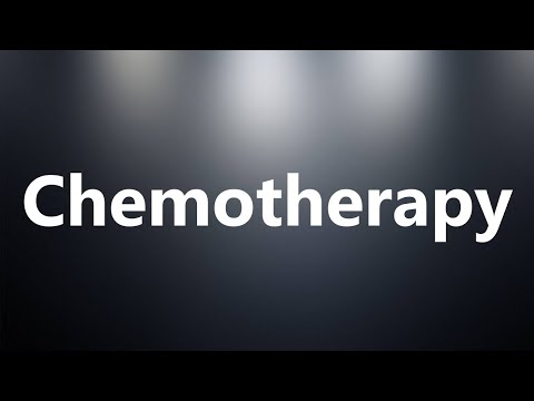 Chemotherapy – Medical Definition