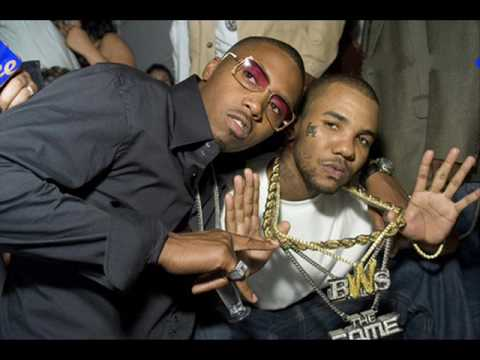 Nas ft. The Game - Hustlers