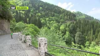 TRT Belgesel Kanalı'nda 25'süreyle yayınlanan 'Çat Kapı' programı; ...