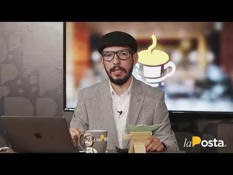 Café la Posta: el mes de Guillermo Lasso
