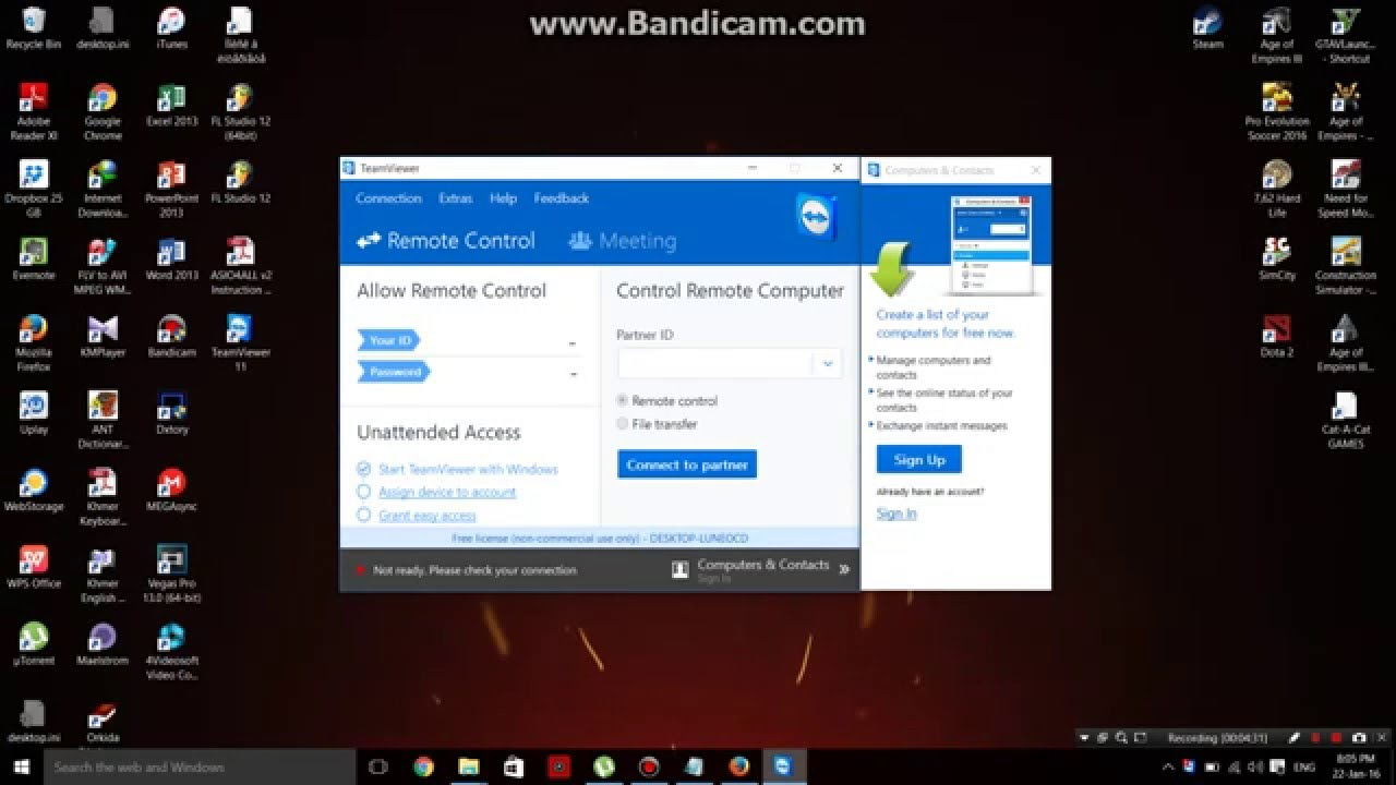 teamviewer com download free