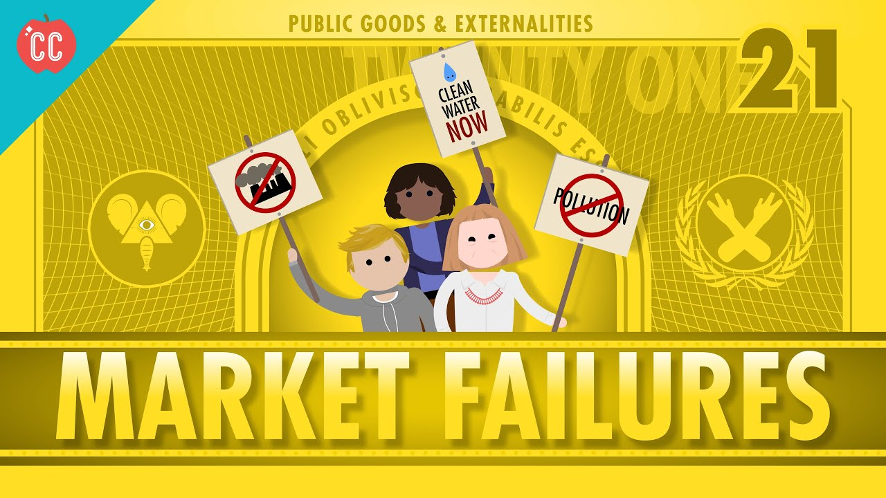 define market failure Market failures: imperfections in the exchange process between buyers and sellers that prevent markets from efficiently allocating scarce resources.