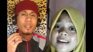 Video Smule Hasbi Santri duet dengan santri wanita merdu Maulaya shalli Wasalim download MP3, 3GP, MP4, WEBM, AVI, FLV Juli 2018
