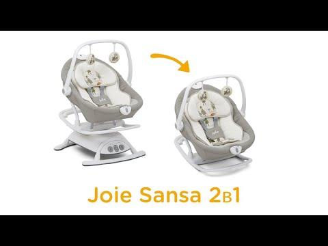 Joie Sansa™ 2в1. Обзор. Инструкция по применению и уходу.