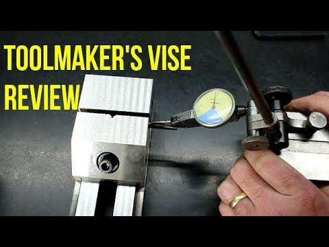 Surprizing ToolMaker's Vise Review