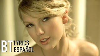 Taylor Swift - Love Story (Lyrics + Español) Video Official