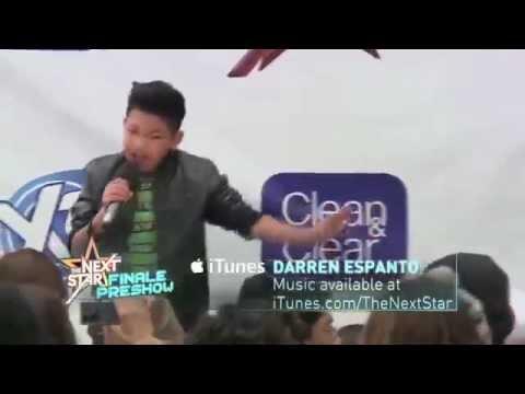Darren Espanto - Build a Girl (Live) - YouTube