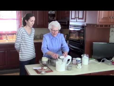 Grandma Re's Sugar Cookies