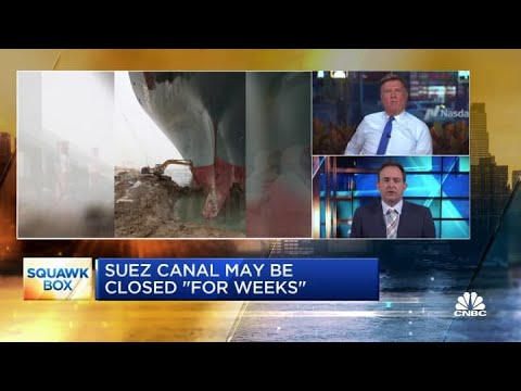 Hopes for blocked Suez Canal hinge on rising tide potentially ...