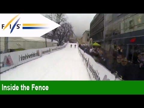 Drammen sprint course test ride 2014