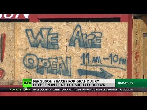 Ferguson braces for new riots
