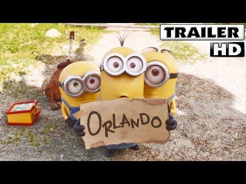 LOS MINIONS Trailer 2015 Español