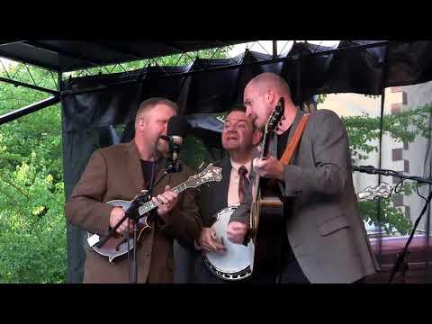 Johnson Island Prison- Joe Mullins & The Radio Ramblers 6/04/2015 Bluegrass On Broad