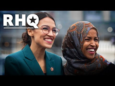 AOC, Ilhan Omar DEFENDED After DCCC Threats