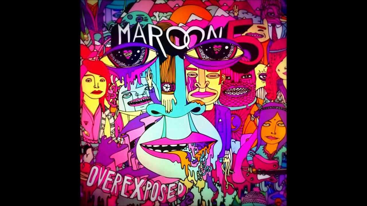 Maroon 5 - Lucky Strike (Audio + Lyrics)