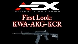 KWA KCR - AEX First Look